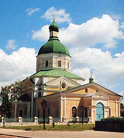 Спасо-Преображенская церковь. 1765 г