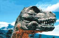 Долгое время считалось, что Тyrannosaurus Rex был самым страшным хищником, коего видела наша планета. Однако недавние изыскания компьютерщиков показывают, что «тирекс», возможно, питался падалью, а не собратьями из племени ящеров.