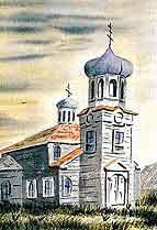 Русская православная церковь на Уналашке